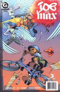 Joe And Max #3 VF/NM; UMI   save on shipping - details inside