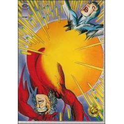 1993 Upper Deck Valiant/Image Deathmate UNION #34