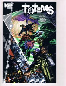 Totems # 1 DC/Vertigo Comic Books Tom Peyer Duncan Fegredo Richard Case!!!!! S47
