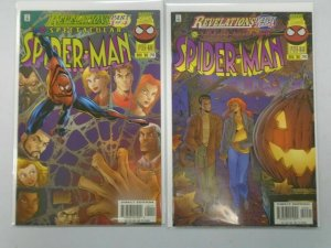 Spectacular Spider-Man #240 A+B 8.0 VF (1996 1st Series)