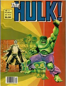 Rampaging Hulk #23 (1977 Magazine) VF