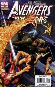 Avengers/Invaders #5, NM + (Stock photo)