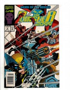 Punisher 2099 (ES) #4 (1994) YY4