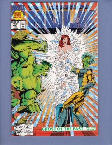 Incredible Hulk #400 NM Leader Marvel 1992