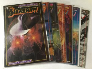 The Shadow 1-18 Annual 1 2 Lot Set Run Nm- Near Mint- Dc Comics