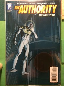 The Authority: The Lost Year #4