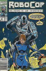 Robocop (Marvel) #17 FN; Marvel   save on shipping - details inside