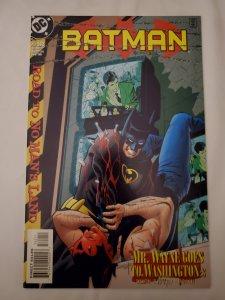 Batman 562 Very Fine/Near Mint  Cover by Rodolfo Damaggio