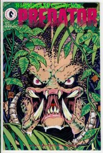 PREDATOR #2, NM-, Hunter, Monster, Beast, 1989, Movie, UFO, more Horror in store