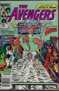 Avengers #240 (Marvel, 1984) NM