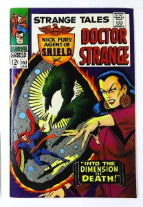 Strange Tales (1951 series) #152, VF (Actual scan)