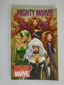 Mighty Marvel Women of Marvel TPB SC 8.0 VF (2011)