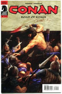 CONAN Road of Kings #9, VF/NM, Death takes Wing, Zombies, 2011, more in store