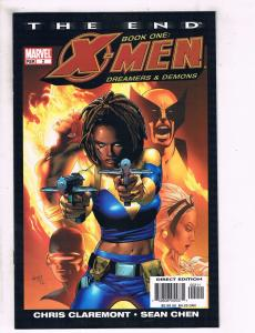 X-Men The End Book One # 2 NM Marvel Comic Book Wolverine Gambit Storm J109