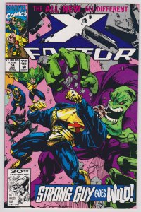 X-Factor #74 (Vol. 1) (VF-NM)