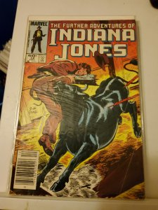 The Further Adventures of Indiana Jones #12 (1983)