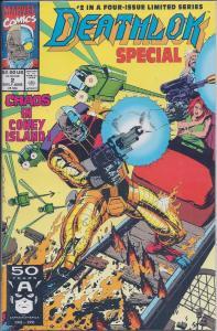Deathlok Special (1991) #2 NM