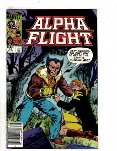 Alpha Flight #13 (1984) OF26