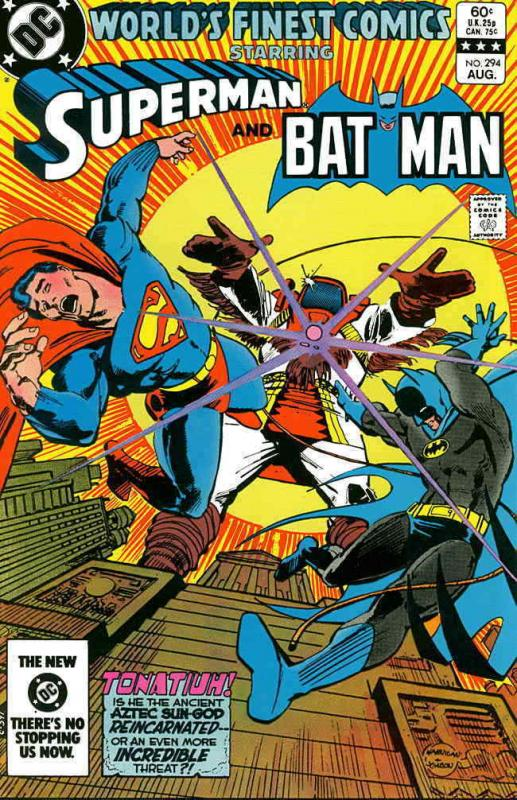 World's Finest Comics #294 VF/NM; DC | save on shipping - details inside