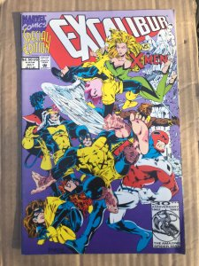 Excalibur: XX Crossing #1 (1992)