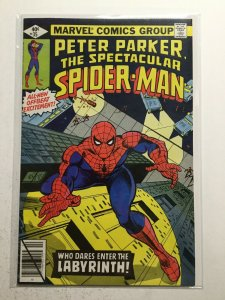 Peter Parker, The Spectacular Spider-Man 35 Near Mint Nm Marvel