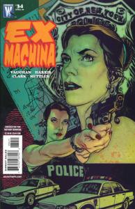 Ex Machina #34 VF/NM; WildStorm | save on shipping - details inside