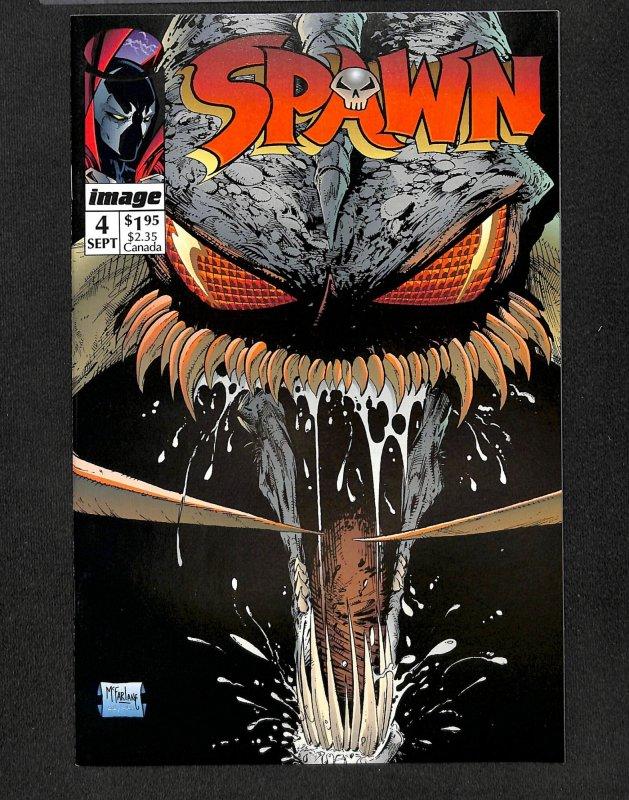 Spawn (BR) #4
