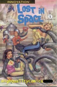 LOST IN SPACE #1, VF/NM, Robot, Penny, Judy, Dr Smith, 1991, THEM, more in store