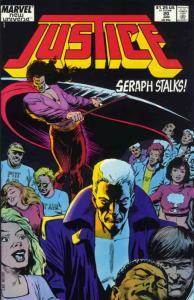 Justice (Marvel) #20 VF/NM; Marvel   save on shipping - details inside