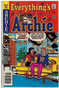 EVERYTHINGS ARCHIE (1969-1991) 63 FN Feb. 1978
