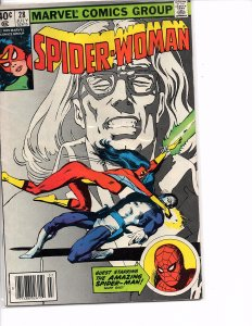 Marvel Comics Spider-Woman Vol. 1 #28 Spider-Man