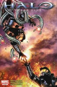 Halo: Blood Line #2 VF/NM; Marvel   save on shipping - details inside