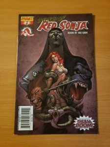 Sword of Red Sonja: Doom of the Gods #2C ~ NEAR MINT NM ~ 2007 Dynamite Comics