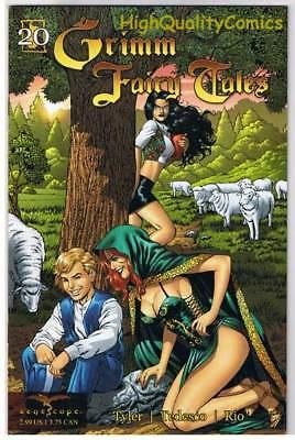 GRIMM FAIRY TALES 20, NM, The Boy who Cried Wolf, Al Rio, more GFT instore