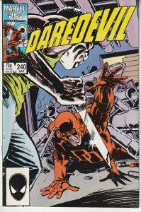 Daredevil(vol. 1)# 240 The Serial Killer called Rotgut