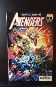 Free Comic Book Day 2019 (Avengers/Savage Avengers) #1 (2019)