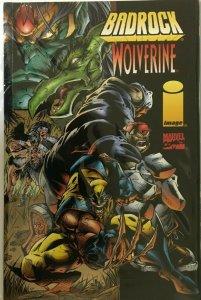 Badrock Wolverine #1 8.0 VF (1996)