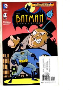 9 Comics Batman 1 1 Wonder Woman 1 1 Swamp Thing 3 Superman 1 JLA 43 44 46 J316