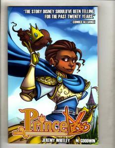Princeless Save Yourself Vol. # 1 Comics TPB Graphic Novel Comic Book J102