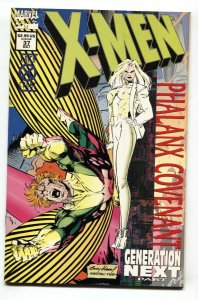 X-Men #37 1994 -Marvel 1st appearance Paige Guthrie as Husk
