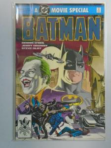 Batman Movie #1B 5.0 VG/FN (1989)