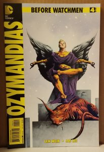 Before Watchmen: Ozymandias #4 (2013)