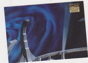 1993 Skybox Star Trek Master Series #30 Deep Space 9