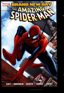 Amazing Spider-Man: Brand New Day-Dan Slott-Vol. 1-TPB-trade