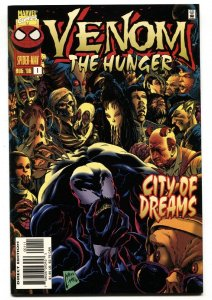 Venom: The Hunger #1-First issue-Marvel-comic book NM-