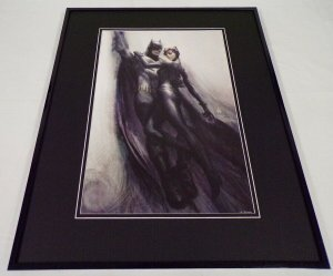 Catwoman Batman Framed 16x20 Poster Display DC Comics Artgerm
