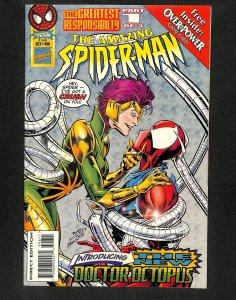 Amazing Spider-Man #406 Doctor Octopus!