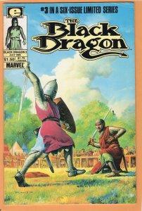 The Black Dragon #3