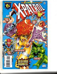 8 Amalgam Comics X-Patrol Bracelets Shield Demon JLX Soldier Spider Amazon 1 DB9
