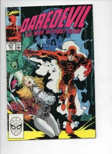 DAREDEVIL #277 NM-  Murdock, Man without Fear, 1964 1990, more Marvel in store
